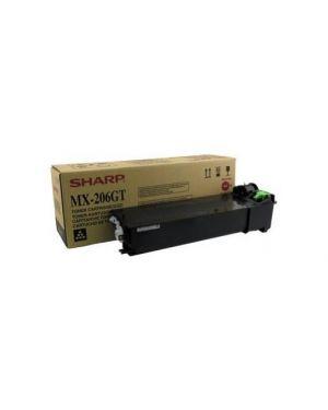 Toner nero mx206 mx-m160d/200d MX206GT_SHAT206GT