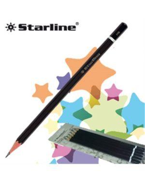 Blister 6 matite grafite hb starline STL1900B 8025133016454 STL1900B_STL1900B by Starline