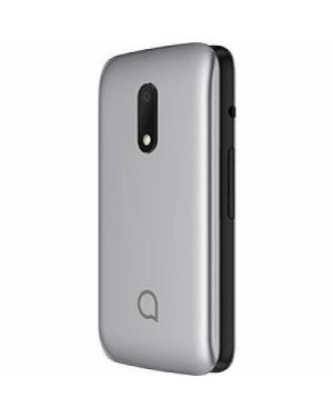 Alcatel 3025x 28 metallic silver - Alcatel 3025x metallic silver 3025X-2BALWE1