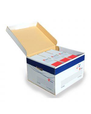 Scatola archivio con coperchio st-box 375x265x430mm starline 8800.1903 8025133024855 8800.1903_STL5050