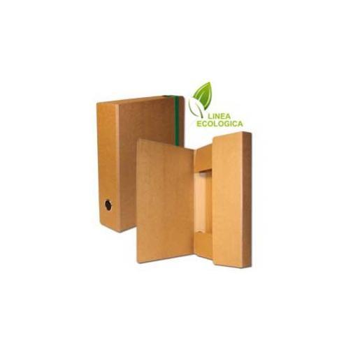 STARLINE cartella progetto dorso 5cm c//elastico verde starline