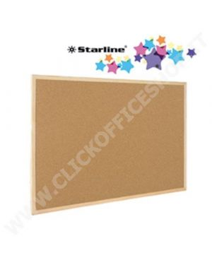 Lavagna sughero 60x90cm starline MC070012010-STL 8025133019325 MC070012010-STL_STL6401