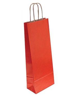 Shopper bottiglia sealing rosso Florio 72092A 8001294872092 72092A