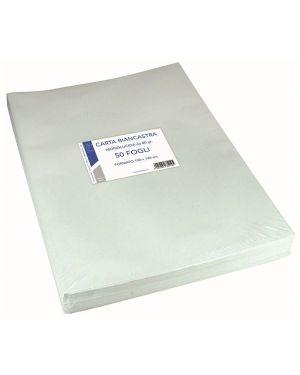 Cf50ff carta kraft bianca100x140 80 - Carta da pacco biancastra 2145