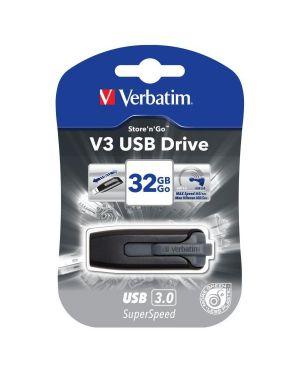 Memory usb -32gb- v3 usb 3.0 Verbatim 49173 23942491736 49173_VERB49173 by Esselte