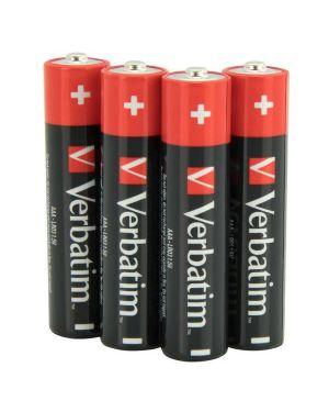 Scatola 4 pile aaa alkaline mini stilo 49920 23942499206 49920_VERB49920 by Esselte