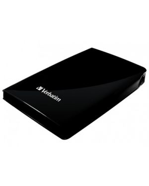 Hard disk store 'n' go usb 3.0 portatile 1tb colore nero 53023 23942530237 53023_VERB53023 by Verbatim