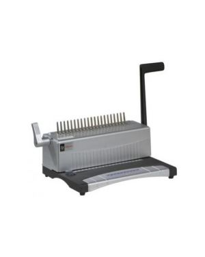 Perforatrice rilegatrice manuale dorso plastico Rizac 24 DPRTOG24