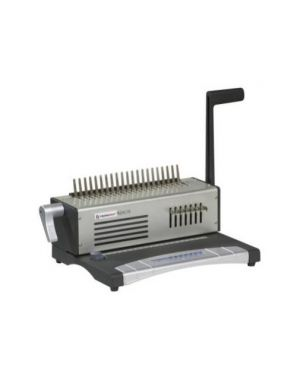Perforatrice rilegatrice manuale dorso plastico Rizac 55 DPRTOG55 by Tosingraf