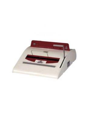 Perforatrice elettrica 3:1 chiusura manuale Neo ruby jumbo DPR31NEO