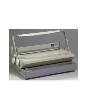 Perforazione e taglio pettine manuale, saldatura elettrica Pett y man 25 DPRMAN25 by Tosingraf