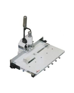 Perforatore alti spessori piano mobile Perf tab DPERFONET by Tosingraf