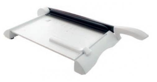 Taglierina manuale economica 340 mm Ideal 1133 DTEBA1033 by Tosingraf