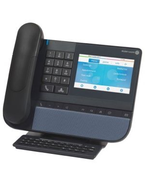 8078s ww premium deskphone bt moon Alcatel-Lucent Enterprise 3MG27207WW  3MG27207WW