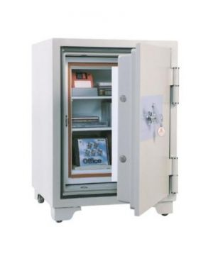Cassaforte ignifuga per supporti magnetici 080 DBK DOFF080D
