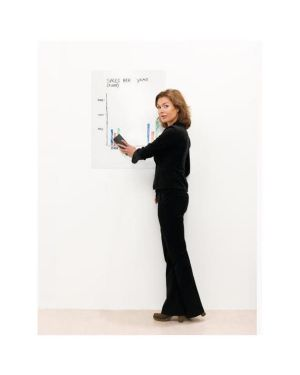 Magic chart whiteboard Legamaster 866898000 8713797066310 866898000