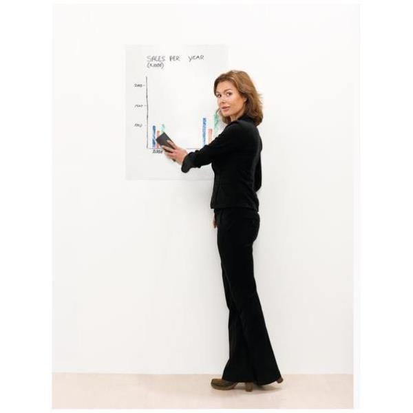 Magic chart whiteboard - Magic chart 866898000 by Legamaster