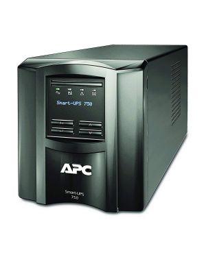 Smart-ups 750va lcd rm 2u 230v sc APC SMT750RMI2UC 731304340324 SMT750RMI2UC