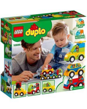 I miei primi veicoli - I miei primi veicoli 10886 by Lego