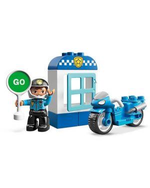 Moto della polizia - Moto della polizia 10900 by Lego
