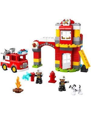 Caserma dei pompieri Lego 10903 5702016367676 10903 by Lego