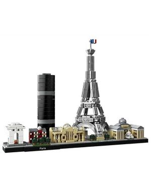 Parigi Lego Cod. 21044A 5702016368314 21044A by Lego
