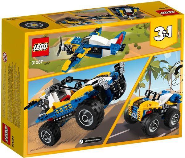 LEGO 10 X Rosso volanti