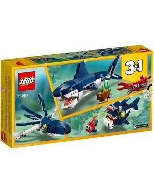 Creature degli abissi Lego 31088 5702016367836 31088 by Lego