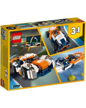 Auto da corsa Lego 31089 5702016367843 31089 by Lego