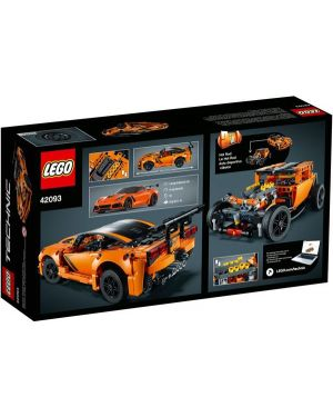Preliminary 2019 super car Lego 42093 5702016369588 42093