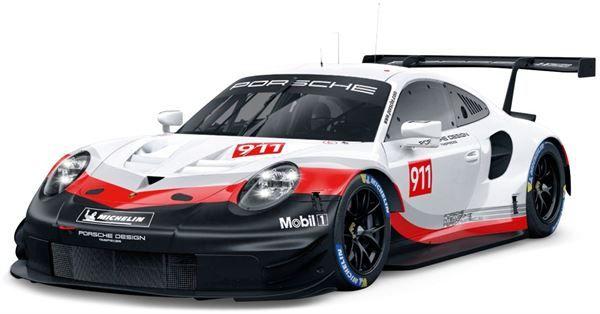 Preliminary gt race car Lego 42096 5702016369878 42096 by Lego