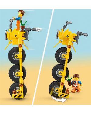 Il triciclo di emmet - Il triciclo di emmet 70823 by Lego