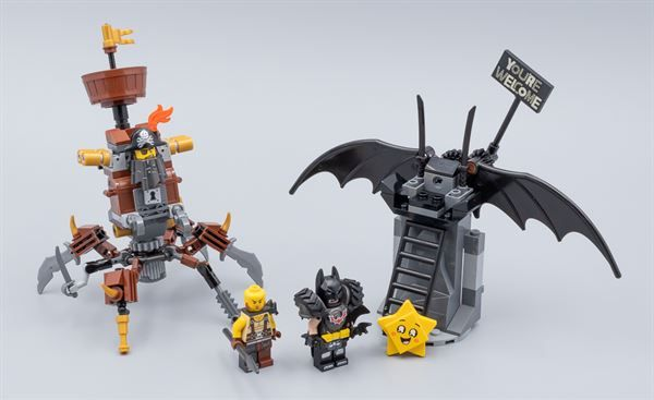 Batman? pronto alla battaglia Lego 70836 5702016368192 70836 by Lego