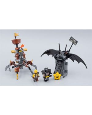 Batman? pronto alla battaglia Lego 70836 5702016368192 70836