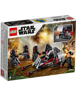 Battle pack inferno squad Lego 75226 5702016370126 75226
