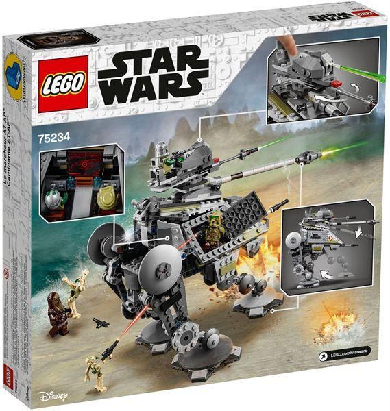 Walker at-ap Lego 75234 5702016370409 75234 by Lego