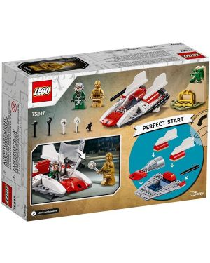 Rebel A-wing Starfighter LEGO cod. 75247 75247