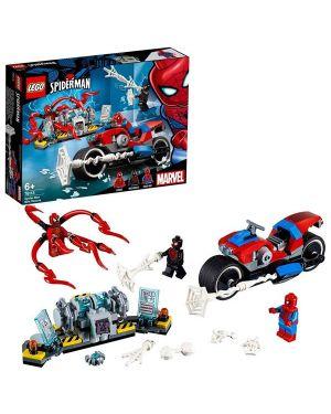 Salvataggio sulla moto-spider man Lego 76113A 5702016368666 76113A