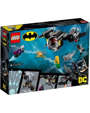 Batman  water vehicle Lego 76116 5702016368895 76116