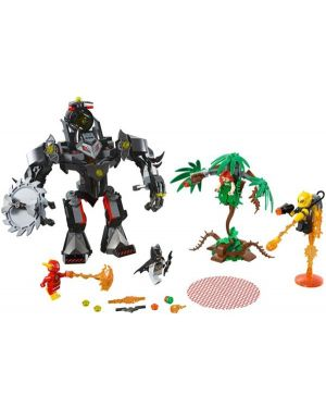 Batman vs. mech di poison Lego 76117 5702016368901 76117