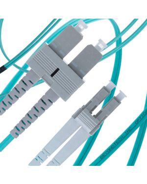 Patch mm 50 - 125 lc-sc om3 aqua 1m WP Europe WPC-FP3-5LCSC-010 8056045873576 WPC-FP3-5LCSC-010