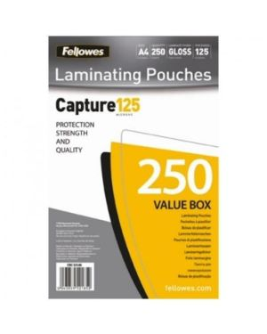 Pouch a4 125micron Fellowes 5314903 43859521852 5314903