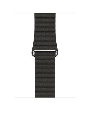 42mm charcoal gray leather l Apple MQV82ZM/A 190198580306 MQV82ZM/A