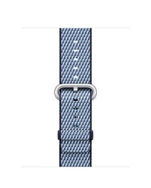 38mm midnight blue check wov Apple MQVC2ZM/A 190198580740 MQVC2ZM/A