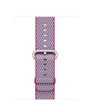 38mm berry check woven nylon Apple MQVD2ZM/A 190198580788 MQVD2ZM/A