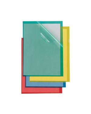 Cartellina plastica a l capri 61 r color pz.10 verde SEI ROTA 26306205 8004972025513 26306205