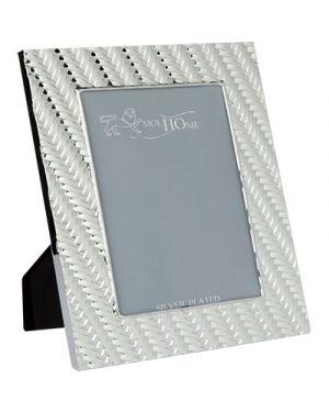 Cornice argento 13x18 maglia ARKE 19674 8002057196745 19674