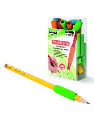 Gommino per matita pencil grip pz.40 LEBEZ 80529 8007509076477 80529