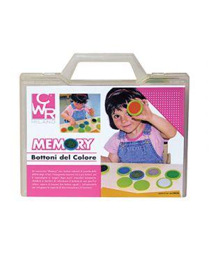 Bottoni del colore in valigetta CWR 8428 8004957084283 8428