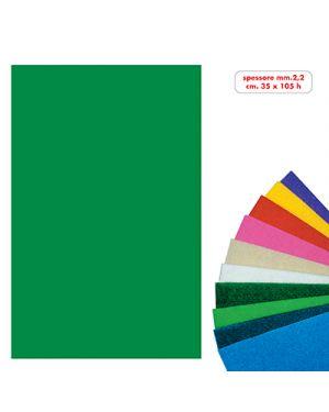 Feltro rotolo cm.35x105 - verde scuro CWR 8327 8004957083279 8327